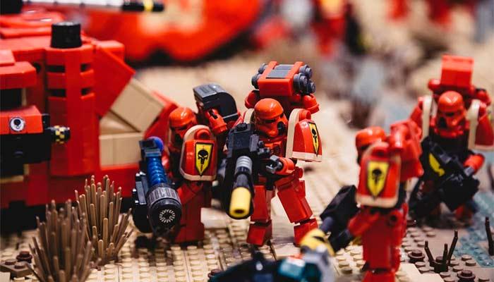 Desafíos Lego para todo el mundo