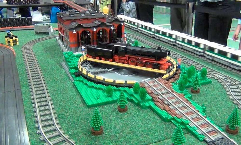 Tren-lego-gal